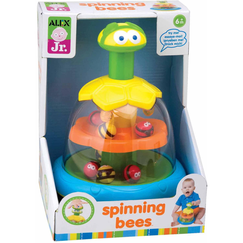 ALEX Toys ALEX Jr. Spinning Bees
