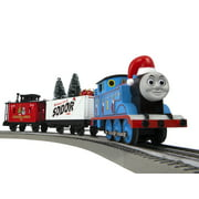 Lionel O Scale Thomas & Friends Christmas Freight with Remote and Bluetooth Capability Electric Powered Model Train Set