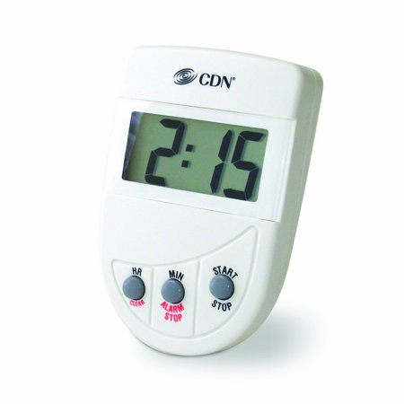 The New Timer (CDN Digital Kitchen Timer Count Down Big Digit Loud Alarm Cooking Food New)