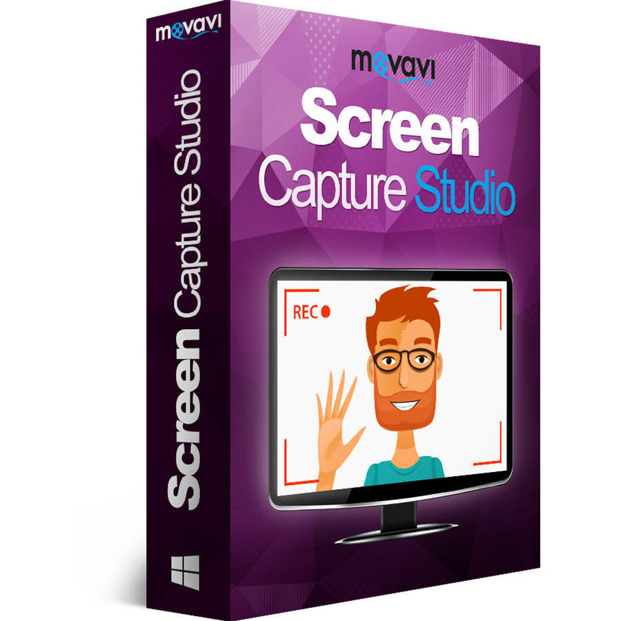 Movavi Screen Capture Studio 7 Business Edition (Email Delivery)