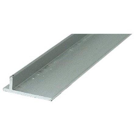 CRL Aluminum Sliding Screen Door Rail - 72 in long, Repair Patio Door Thresholds Quickly By CR Laurence ()