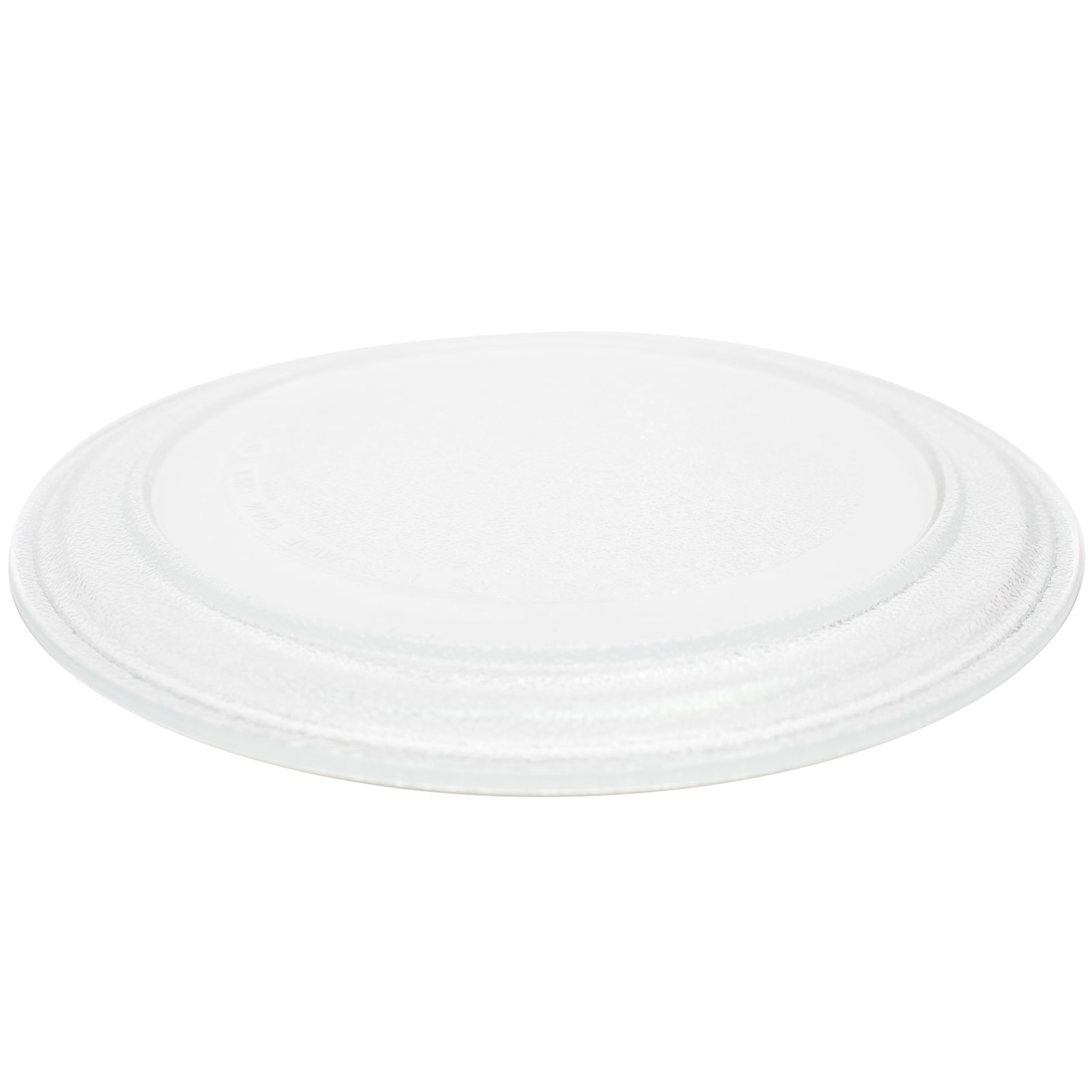 """Replacement Kenmore 72169072900 Microwave Glass Plate - Compatible Kenmore 3390W1A035D Microwave Glass Turntable Tray - 9 5/8"""" (245 mm) - image 3 de 4"""