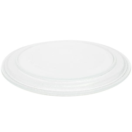"""2-Pack Replacement Oster OM0701A8B Microwave Glass Plate - Compatible Oster 3390W1A035 Microwave Glass Turntable Tray - 9 5/8"""" (245 mm) - image 3 de 4"""