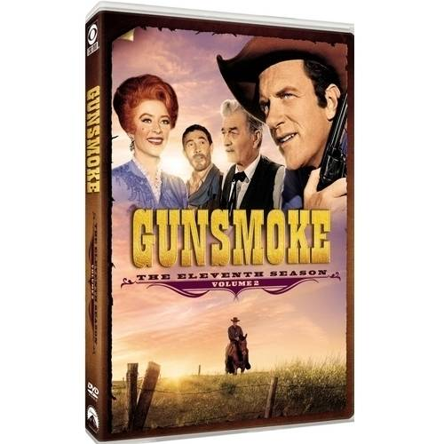 Gunsmoke: The Eleventh Season Volume 2 ( (DVD))