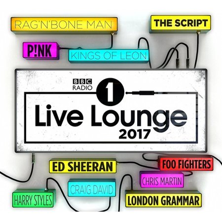 BBC Radio 1's Live Lounge 2017 / Various (CD) (Live With Kelly Halloween 2017)