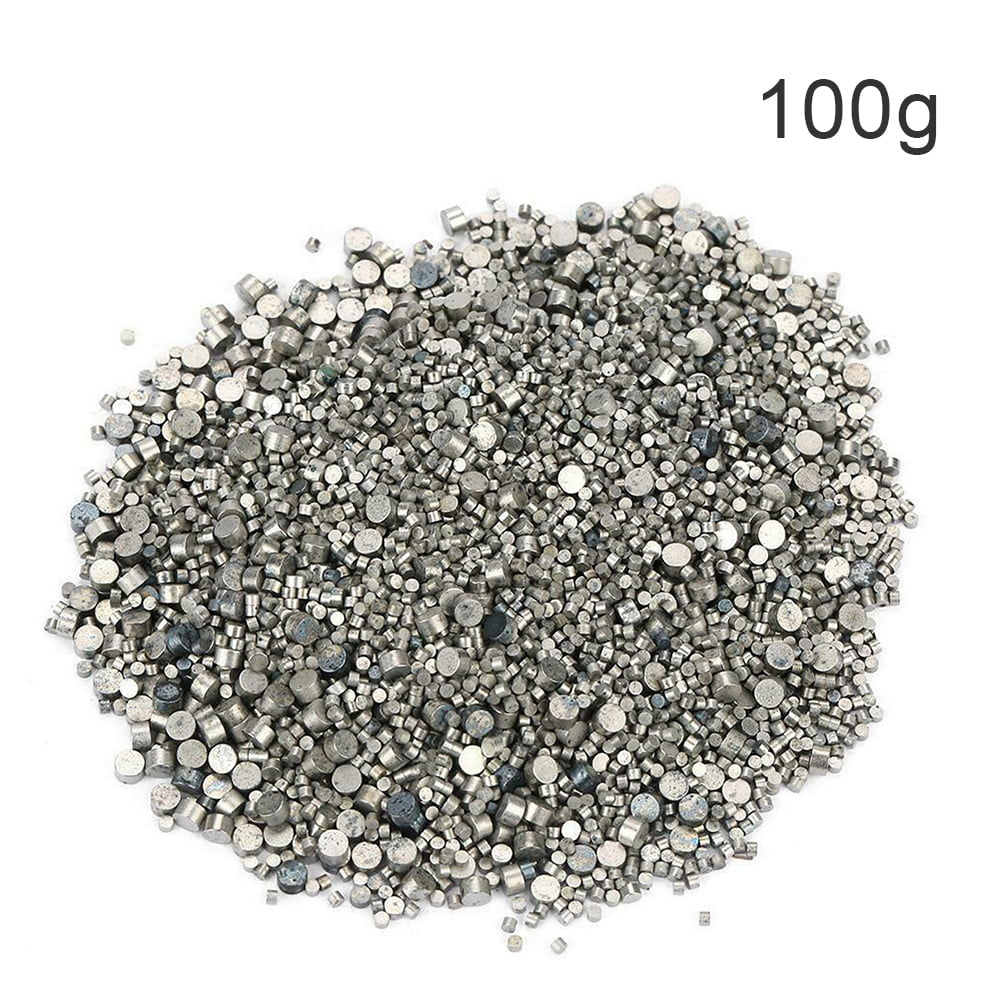 Selenium Metal High Purity 10g Professional Easy to Use for Experiments Industry Selenium Small Lumps Sample Selenium Sample