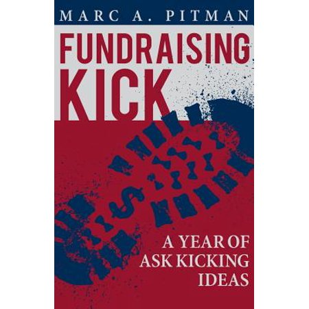 Wear It Pink Fundraising Ideas (Fundraising Kick : A Year of Ask Kicking)