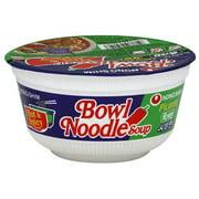 Nongshim Hot & Spicy Picante Bowl Noodle Soup, 3.03 oz (Pack of 12)