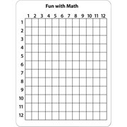 Creativity Street Math Lab Whiteboards, 10 / Pack (Quantity)