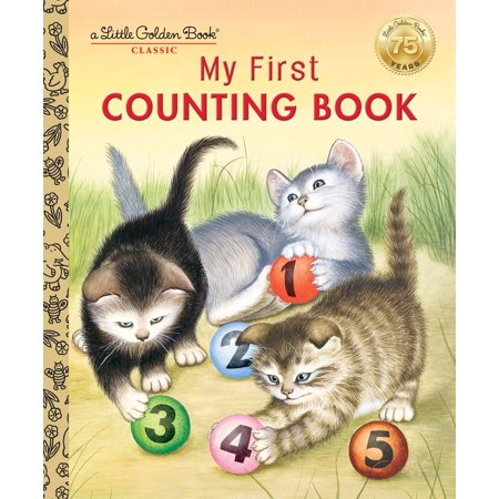 My First Counting Book (Hardcover)