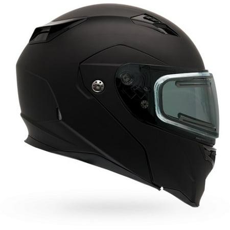 Bell Dual Shield Adult Revolver Evo Snow Helmet - Matte Black / 2X-Large XX-Large
