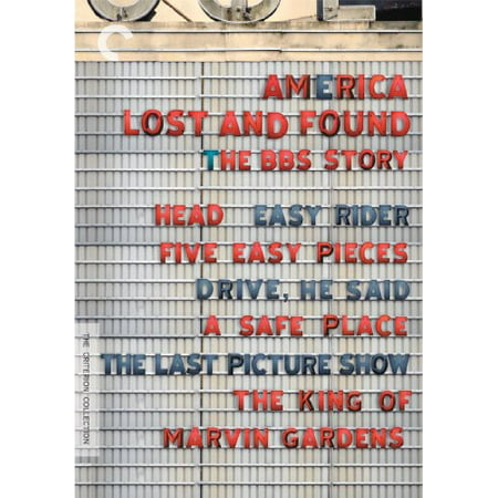 America Lost and Found: The BBS Story (Criterion Collection) - Mike And Sulley