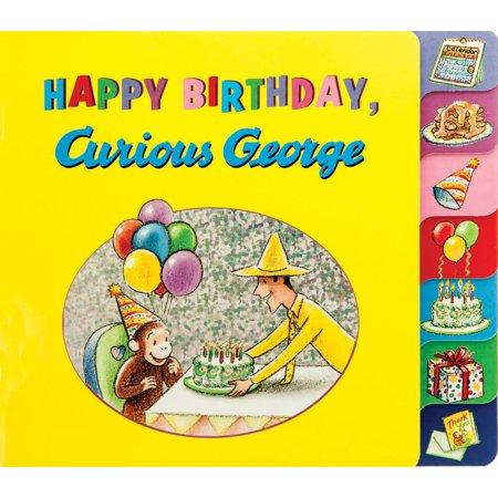 Happy Birthday, Curious George