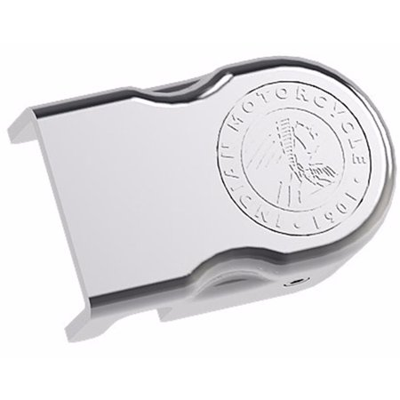 Indian Limited Edition Motorcycle - INDIAN SCOUT CHROME CLUTCH LINKAGE COVER BY INDIAN MOTORCYCLE