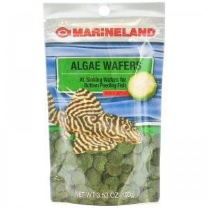Marineland Algae Wafers: 3 5 oz MLDML90599 UPG- AQUATICS (MARINELAND)