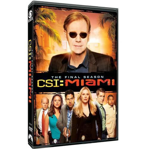 CSI: Miami - The Final Season (Widescreen)