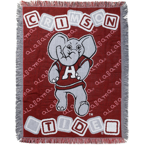 NCAA Alabama Baby Tapestry Throw