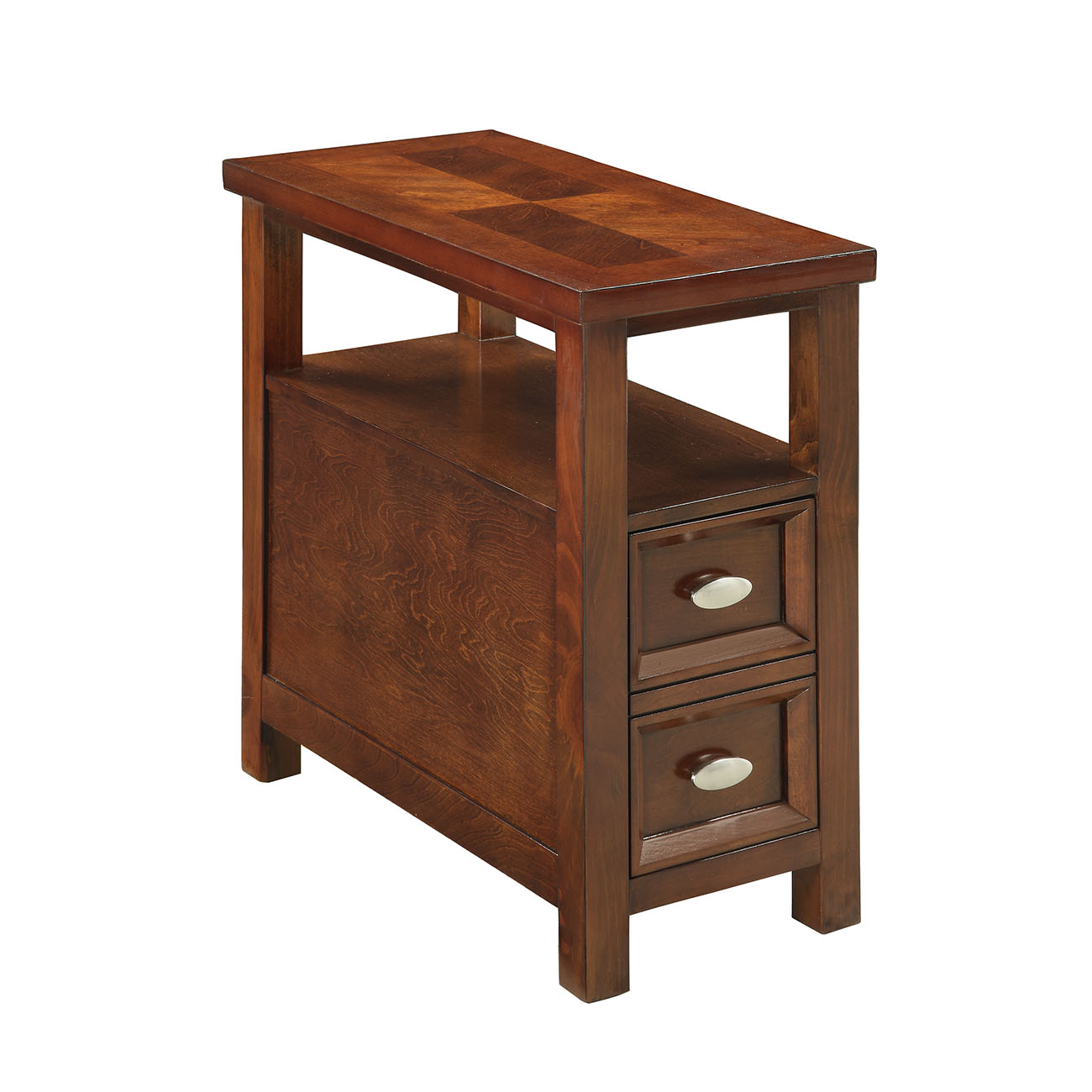 ACME Perrie Side Table, Cherry