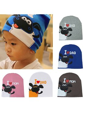 c6b41d3be0d Product Image HiCoup Fashion Cute Toddler Infant Baby Kids Boy Girl Soft  Warm Hat Cap Beanie Cotton