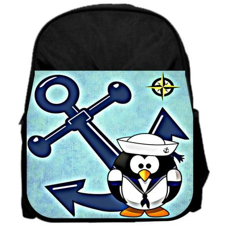 Nautical Sailor Penguin 13