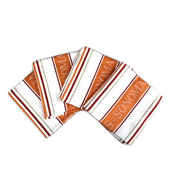 Williams Sonoma Kitchen Towels Set Of 4
