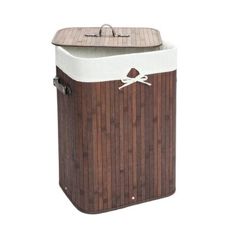 UBesGoo Multi-purpose Foldable Laundry Hamper Basket Washing Clothes Storage Sorter Bag ()