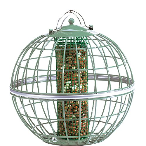 Gardman Usa NT070 The Nuttery Sunflwr Feed Globe