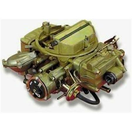 080555C 650 Cfm Spread Bore 4-Barrel Vacuum Secondary Electric Choke (Bore 4 Barrel Vacuum Secondary)