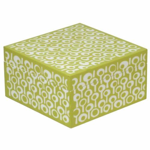 WOLF Medium Trinket Box