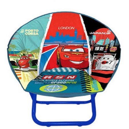 cars 2 mini collapsible saucer chair ()