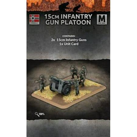 15 cm Infantry Gun Platoon - Infantry Gun