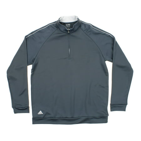 Adidas Climacool Jacket (Adidas Men's Performance Quarter Zip Climacool Pullover Sweater, Color Options )