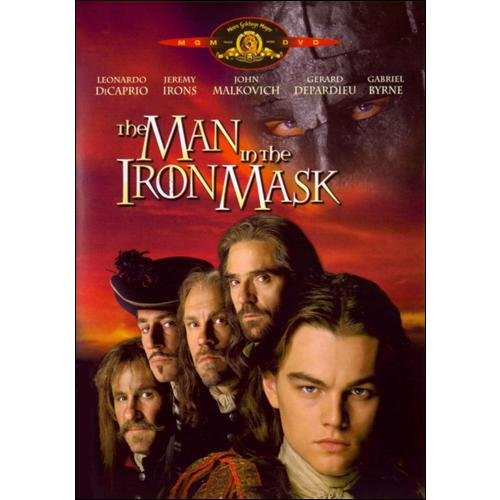 The Man In The Iron Mask (Widescreen, Full Frame)