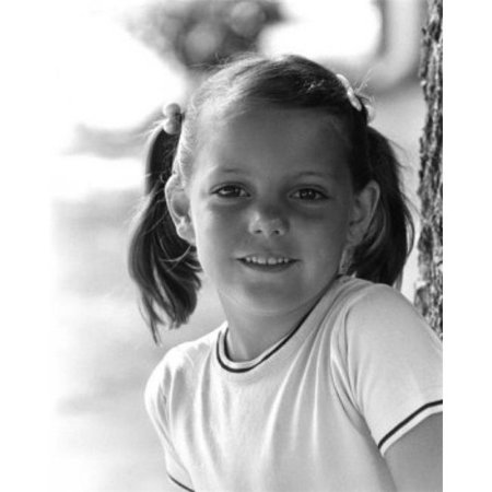 Posterazzi SAL25514032B Portrait of Girl Smiling Outdoors Poster Print - 18 x 24 in. - image 1 of 1