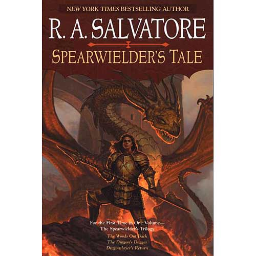 The Spearwielder's Tale: For the First Time in One Volume, the Spearwielder's Trilogy