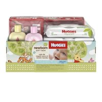 Huggies Newborn Gift Box 56 Diapers + 96 Wipes