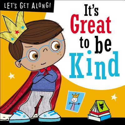 Let's Get Along: It's Great to Be Kind (Lets Make A Deal Zonk Prize Ideas)