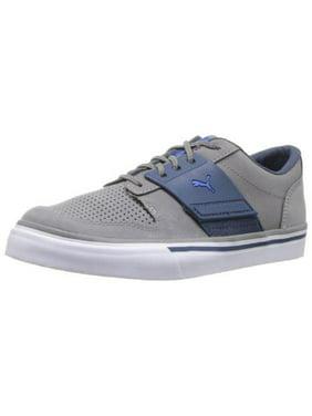 e42b8078e1c3 Product Image PUMA El Ace 2 Nubuck Infant/Toddler/Little Kid Sneaker Shoes  - Gray