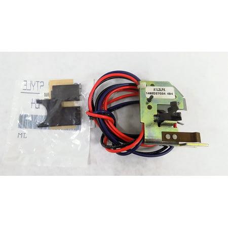 A1L3LPK MOLDED CASE CIRCUIT BREAKER ALARM SWITCH - TYPE A1L - 1A/1B, 1M/1B w/PIGTAIL LEADS (Alarm Circuit)