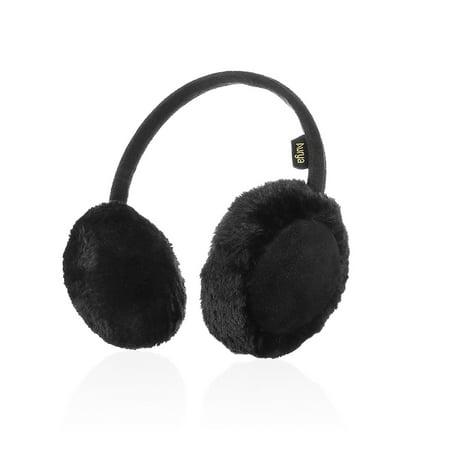 kids classic ear warmers earmuffs winter faux fur warm ear. Black Bedroom Furniture Sets. Home Design Ideas
