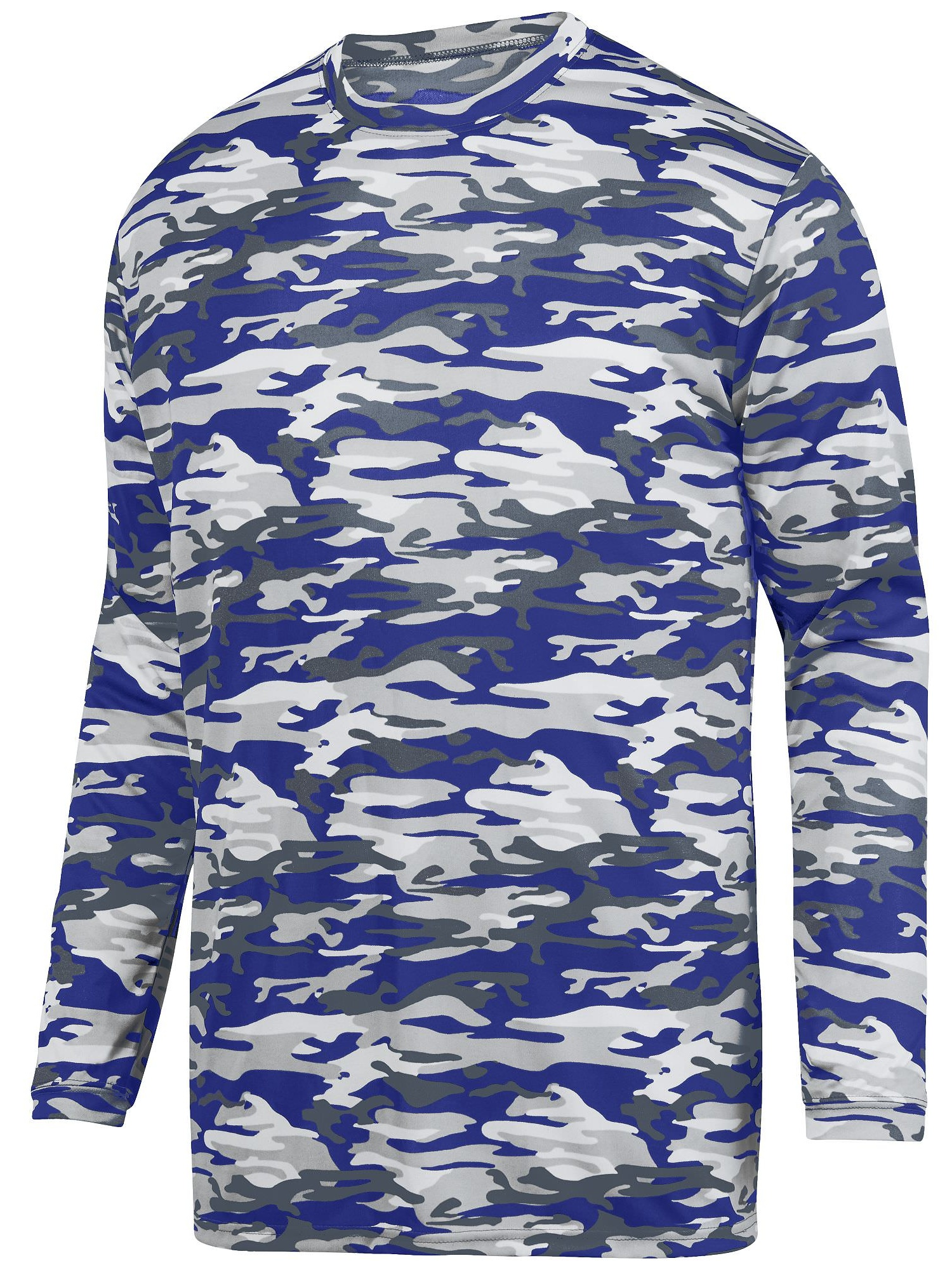Badger Camo Youth Sport T-Shirt