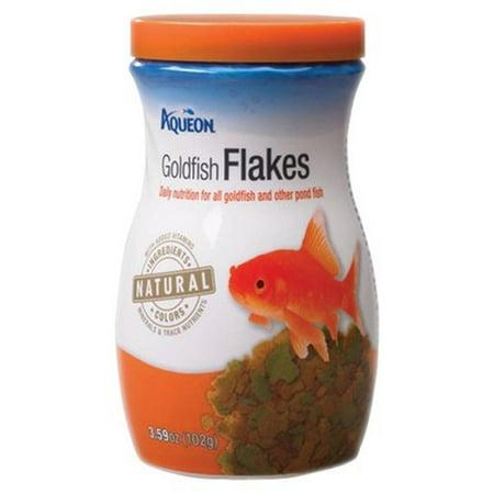 AQUEON - Goldfish Flakes - 3.59 oz. (102 g)