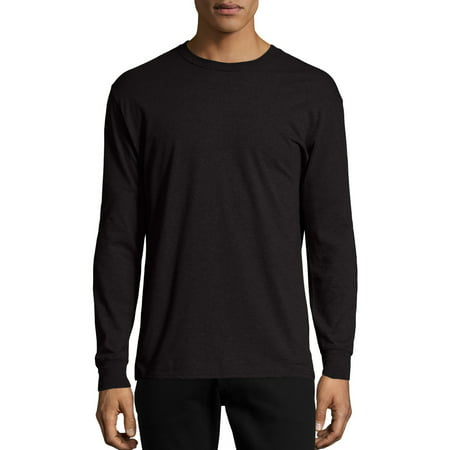 Light Up Halloween T Shirt (Hanes Men's x-temp lightweight long sleeve t-shirt, up to size)