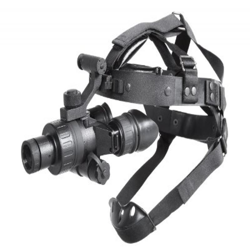 Click here to buy Armasight Nyx-7 ID Gen 2+ Night Vision Goggles Improved Definition, 47-54 lp mm by Armasight.