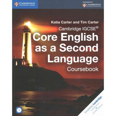 Cambridge IGSCE Core English as a Second Language Coursebook
