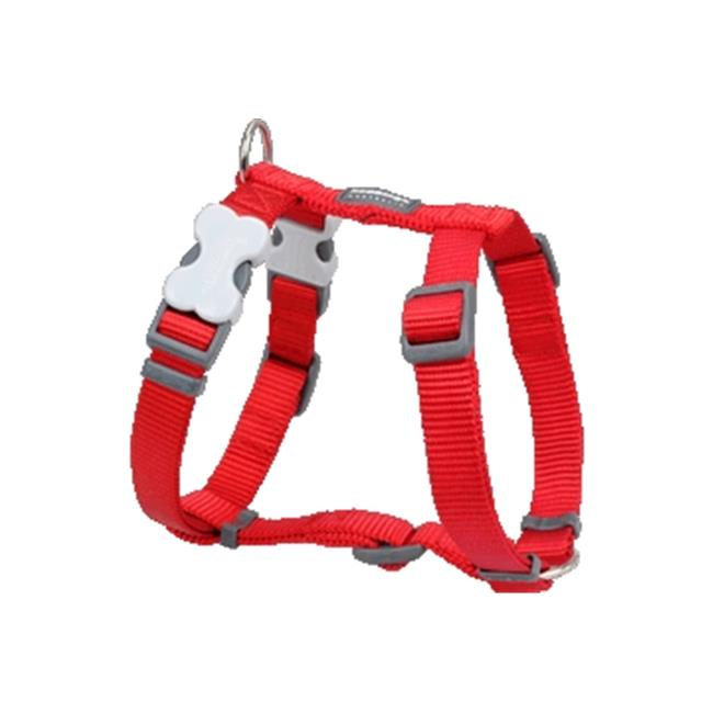 Red Dingo DH-ZZ-RE-ME Dog Harness Classic Red, Medium - image 1 of 1