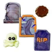 Make N Mold 1080 Tombstone Minis Candy Mold- pack of 6