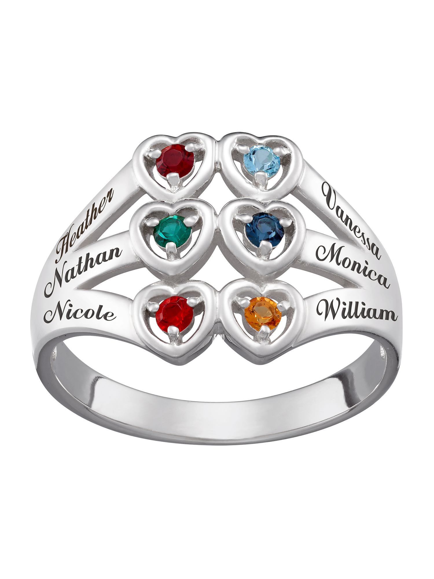 com walmart ring ip mother keepsake silver family sterling in available one and birthstone jewelry love s white rings softball gold personalized