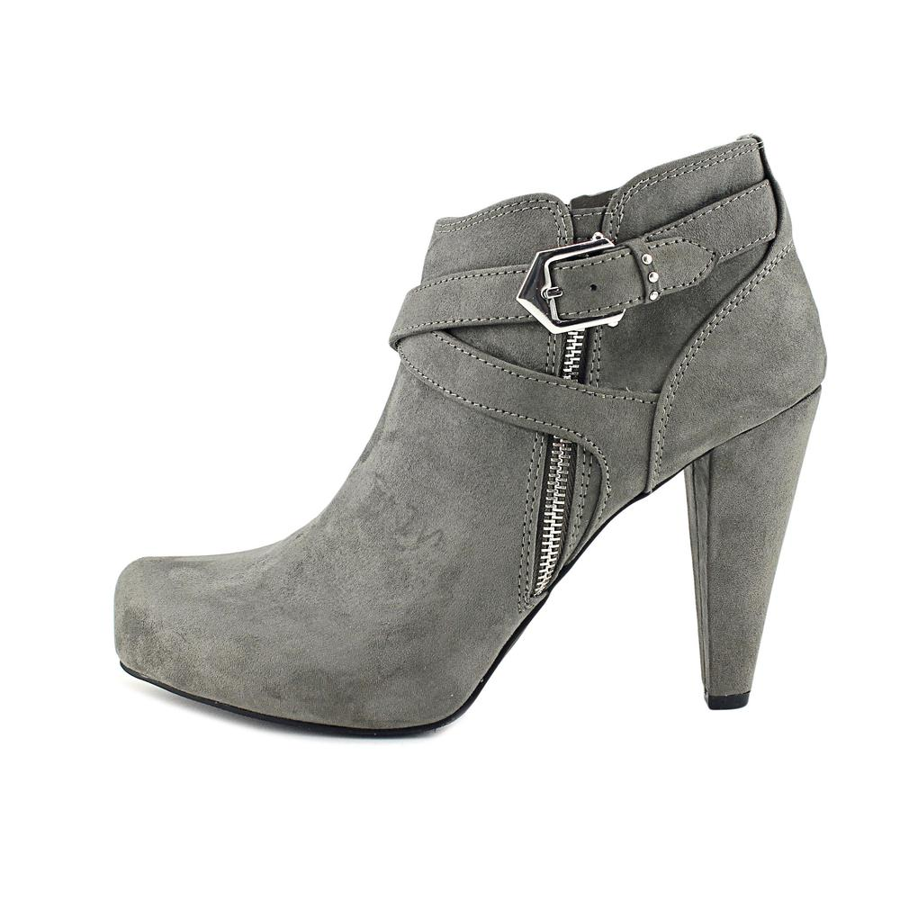 G By Guess Taylin 2   Round Toe Synthetic  Bootie