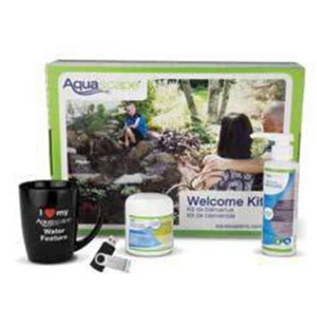 Aquascape 86253 Thank You - Waterfall Welcome Kit, -